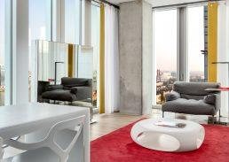 Skyline suite Rotterdam Erasmusbrug