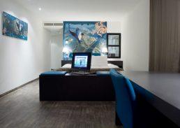 Panorama Junior suite Rotterdam Centre
