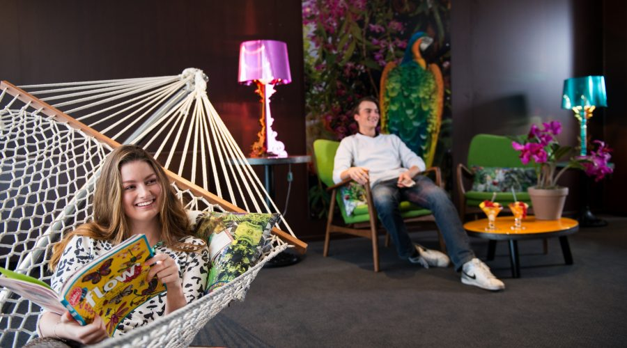 Luxe Jungle suite Hotel Schiphol A4