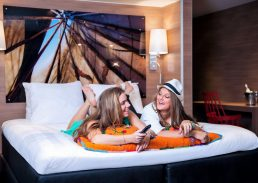 Luxe Mexico suite Hotel Schiphol A4
