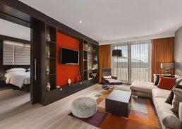 Royal suite Hilton Den Haag