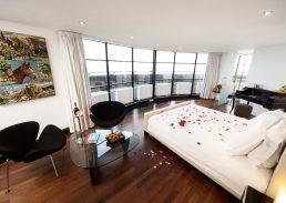 Hotel Euromast romantische suite