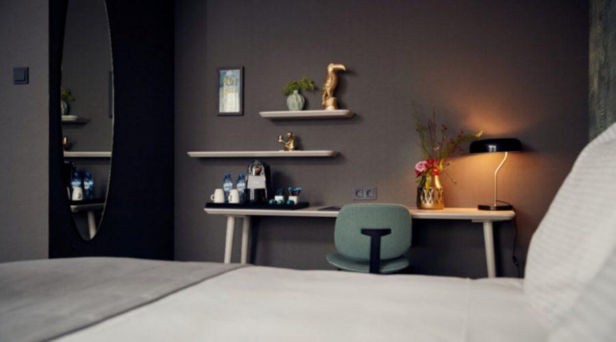 Bruidssuite Van der Valk Hotel Eindhoven bureau