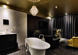 Casino suite Hotel Sassenheim badkamer