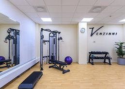 Executive suite Maastricht gym