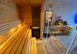 Luxe North suite Hotel Sassenheim sauna