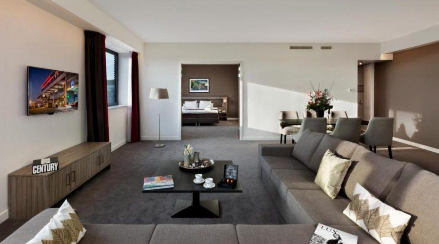 Senior suite Wings Hotel Rotterdam Airport